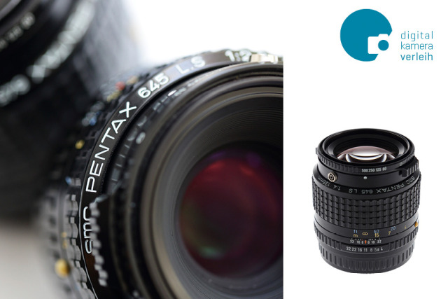 Product: Pentax 645 leaf shutter lenses gallery