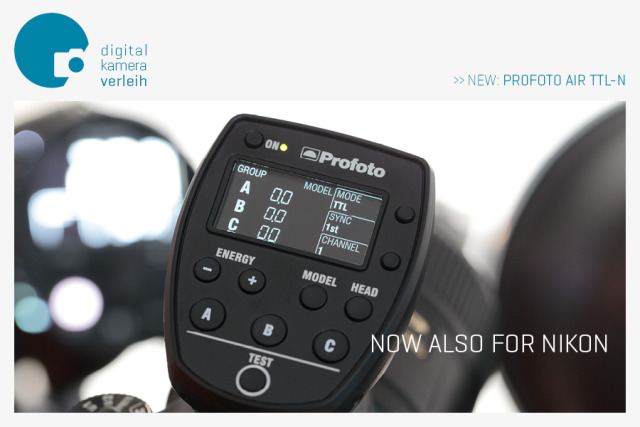 Profoto Air Remote TTL-N for Nikon gallery