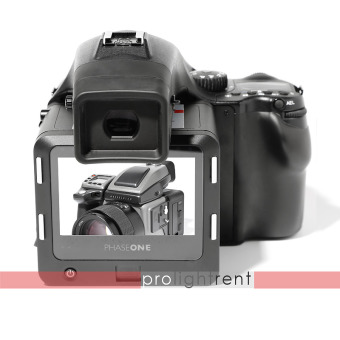 PhaseOne Backs IQ250 for Hasselblad H and PhaseOne Bodies gallery