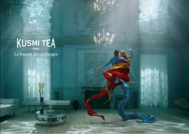 Client: Kusmi Tea gallery