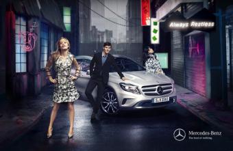 Client: Mercedes-Benz gallery