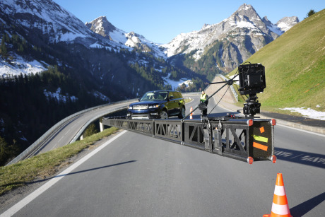 mp-production for Range Rover    Location: Austria + Switzerland gallery