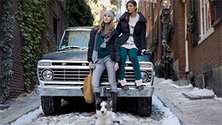 Client: Timberland Women's Fall/Winter 2014   gallery