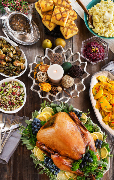 Title: Thanksgiving Table gallery