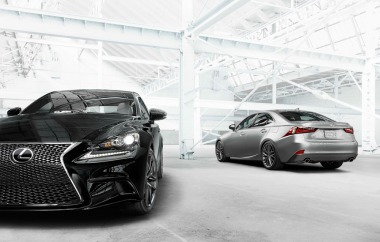 Client: Lexus ISF gallery
