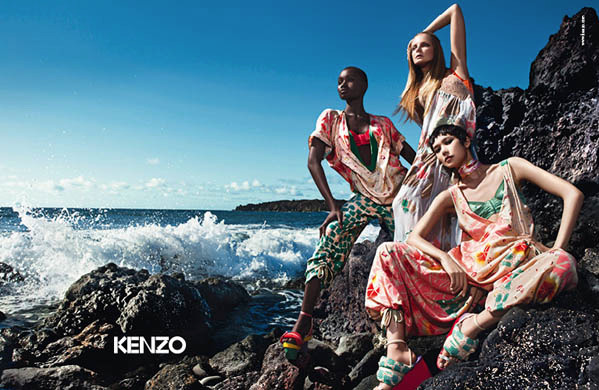Campaign: Kenzo gallery