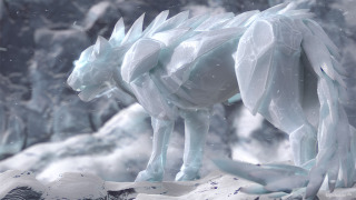 Title: Ice Leopard gallery