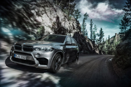 Campaign: BMW X5 M gallery