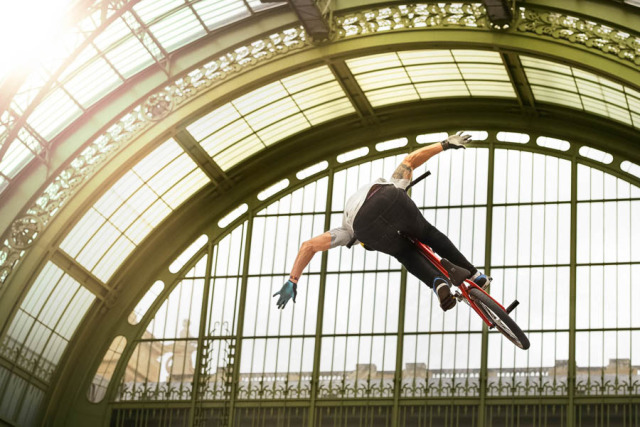 Title: BMX, Le Grand Palais, Paris  gallery