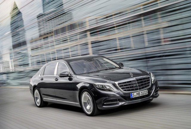 Client: Maybach / Daimler Benz AG gallery