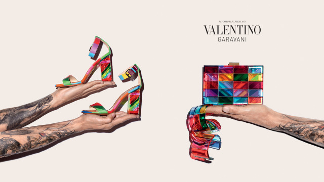 Client: Valentino gallery