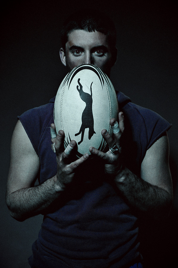 Athlete(s): Brando -Rugby Player gallery