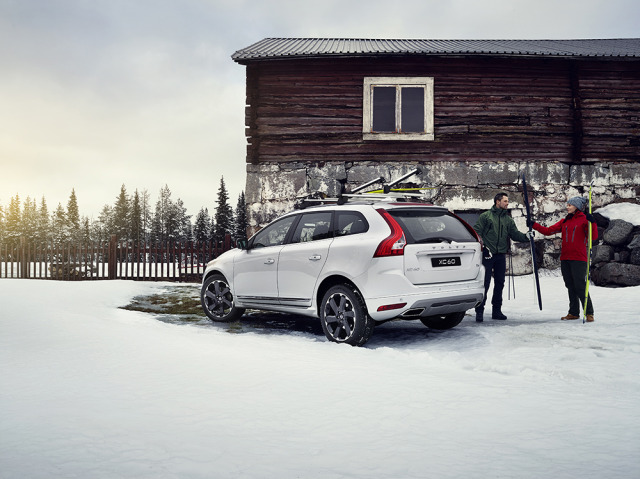 Client: Volvo - XC60  gallery